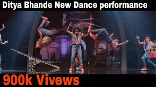 Ditya Bhande - signature step   SUPER DANCER WINEER-BEST PERFORMANCE  - WPC WORKSHOP