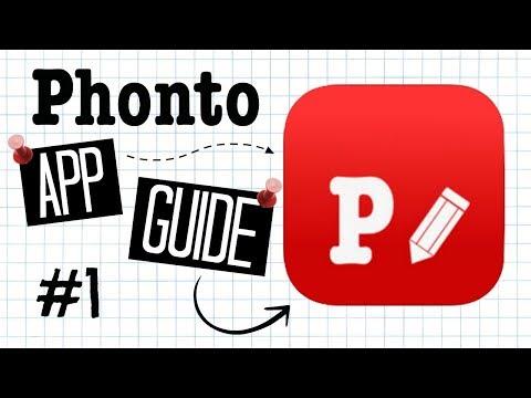 Phonto   Красивые тексты для картинок