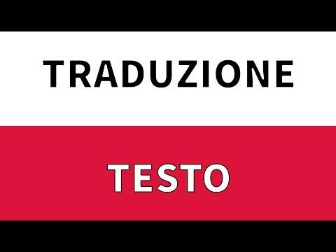 Inno POLONIA TRADUZIONE + TESTO Italiano - Mazurek Dąbrowskiego