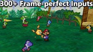 Saving the Yoshi Kids Without Sushie (300+ Frame-Perfect Inputs)