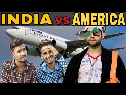 INDIA VS AMERICA !! BY ROYAL B.C
