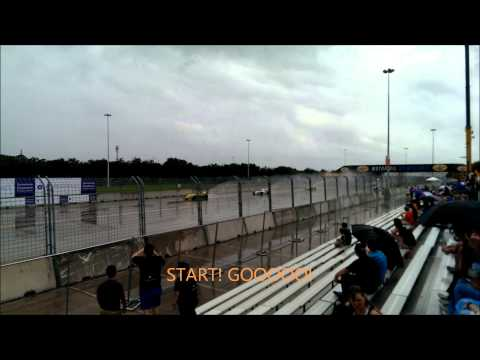 Grand Prix of Houston 2014 PRO MAZDA Indycar Sights and Sounds