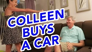 Colleen Buys A Car!!!