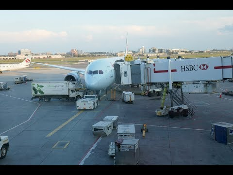 Air Canada AC894 Flight Experience | Toronto To Milan | B787-9 Dreamliner | 4K