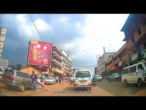 #Kampala drive through #Wandegeya