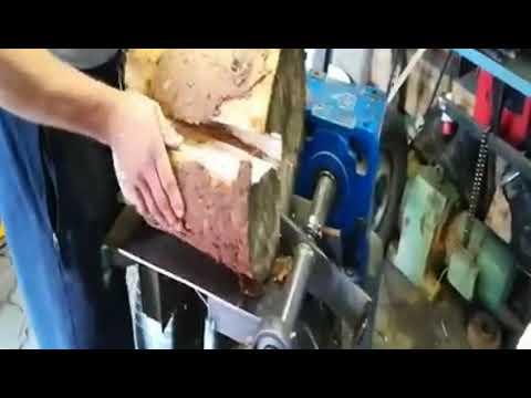 дровокол самодельный дровокол
