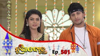 Nua Bohu | Full Ep 501 | 20th Feb 2019 | Odia Serial - TarangTV