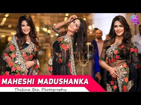 Maheshi Madushanka | SL Model zone
