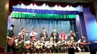 Aankh Hai Bhari Bhari (Instrumental) OTC Concert