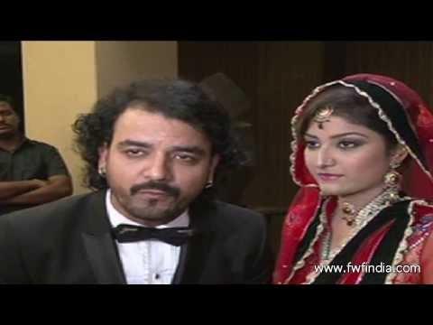 Singer Toshi Sabri's Wedding Reception