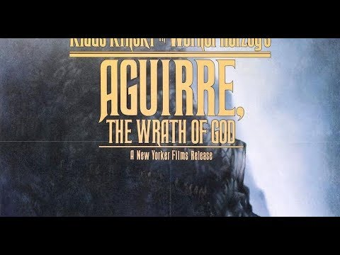 Aguirre, the Wrath of God. English version.