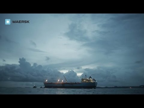 Maersk - We Are Maersk - We move mountains 2012