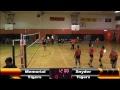 MHS GIRLS VOLLEYBALL VS SNYDER 10-12-17