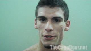 Charles Ontiveros: Legacy Amateur Series Post Fight Interview (TheCageDoor.net)
