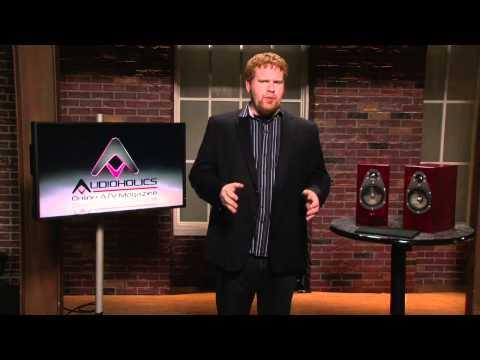 Energy Veritas V-5.1 Bookshelf Speakers Video Review