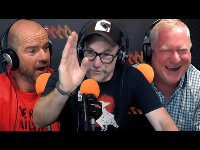 Lehmo Leaves Roo & Ditts Pissing Themselves | Roo & Ditts | Triple M