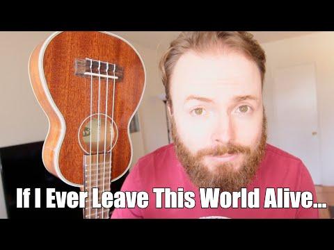 If I Ever Leave This World Alive - Flogging Molly (Ukulele Tutorial)