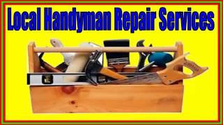 San Diego CA  Local Handyman Repair Services