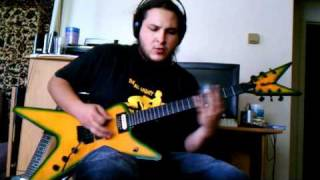 Pantera - Regular People (conceit) cover - by ( Kenny Giron) kG
