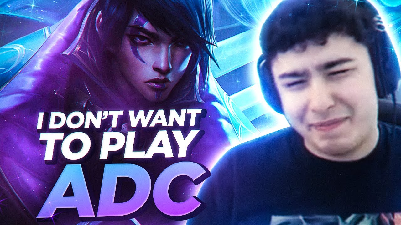 I DON'T WANT TO PLAY ADC | Broken Blade