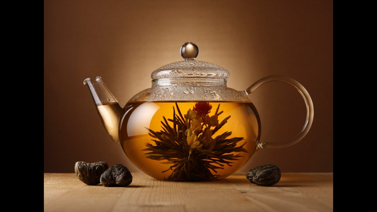китайский чай цветок