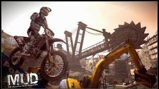 "MUD: FIM Motocross World Championship - Exclusive ""Trick Battle-Modus"" Trailer (2012)"