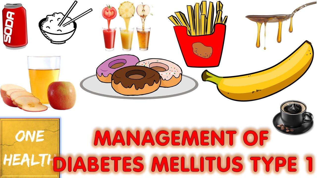 diabetes mellitus type 1 Typ-1-diabetes mellitus:  dietary, and lifestyle factors to predict the development of type 2 diabetes in: diabetes care band 30, 2007, s 510–515,.