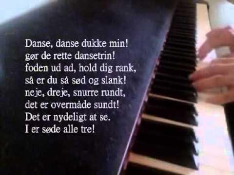 danse danse dukke min