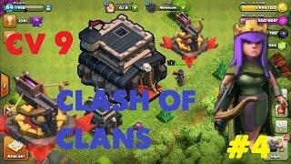 Clash Of Clans CV9 zuera