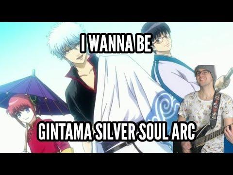 Gintama Shirogane no Tamashii-Hen OP2: I Wanna Be... by SPYAIR 【Metal Cover】    Jonathan Parecki