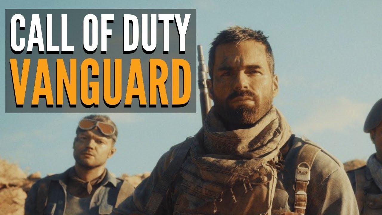 Download Call Of Duty - Vanguard   Trailer Oficil e Data de Lançamento
