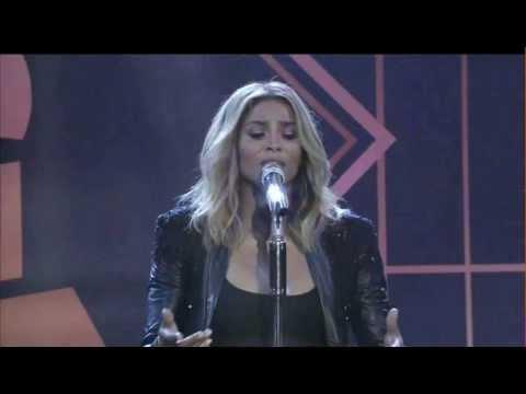 Ciara - Anytime Live 2014 HD