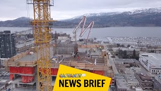 A first for Kelowna construction