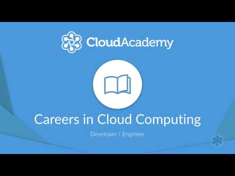 Career Opportunities in Cloud Computing