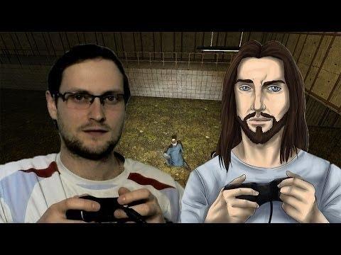 Куплинов и JesusAVGN в Скримерах! ► Garry's Mod #2