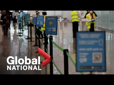 Global National: Dec. 22, 2020 | Calls to tighten borders amid fears of new COVID-19 strain