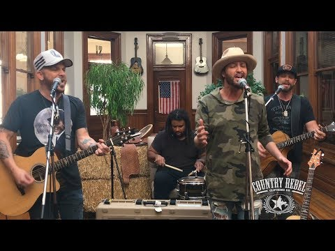 LOCASH - 'I Love This Life' // Country Rebel HQ Session