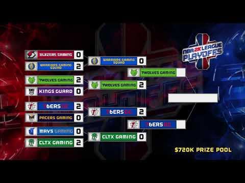 nba-2k-league-playoffs---semifinals