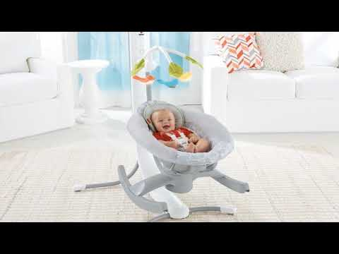 Fisher Price Smart Connect Cradle N Swing Review