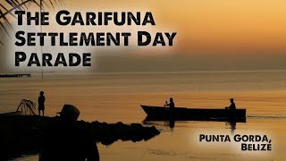 GARIFUNA SETTLEMENT DAY PARADE - PUNTA GORDA, BELIZE
