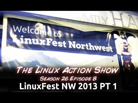 LinuxFest NW 2013 PT 1   LAS S26e08