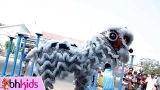 Bài Hát Thiếu Nhi Vui Nhộn Cho Bé Yêu 2017 [MV]