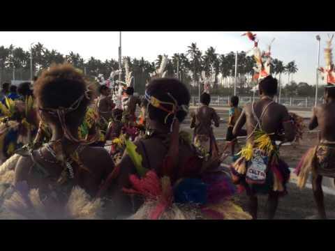 Thursday Aug 27th West New Britain Island, Papua New Guinea