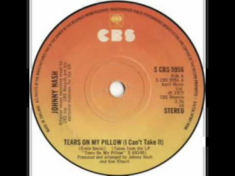 Johnny Nash - Tears On My Pillow (I Can't Take It) [UK 7