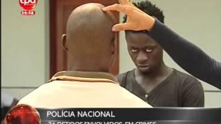 Jornal Nacional Angola -  Criminalidade