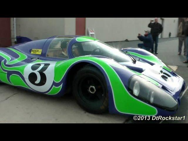 RIDE: ORIGINAL Porsche 917 LH!