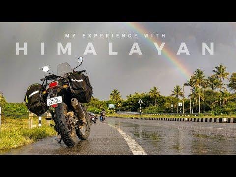Putting Himalayan to good use! - My experience with Himalayan - GoPro Man