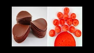 How To Make Chocolate Cake Video - Amazing Cake Decorating Tutorial Video - Satisfying Cake 2018