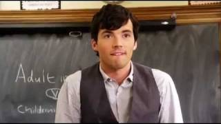 vuclip Pretty Little Liars  Aria and Ezra Deleted Scene