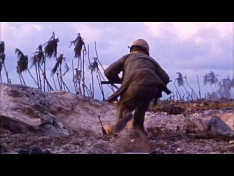 WWII More Pacific War Combat Footage IN...